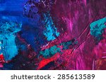bright abstract background ... | Shutterstock . vector #285613589