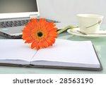 Sunflower Office Desk And...