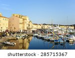 france   saint tropez   may 25  ... | Shutterstock . vector #285715367
