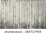 black and white wooden... | Shutterstock .eps vector #285717905