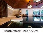 swimming pool | Shutterstock . vector #285772091