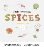 vector illustration. creative... | Shutterstock .eps vector #285840329
