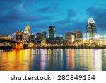 Cincinnati Downtown Overview...