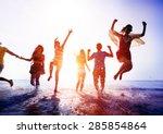 Friendship Freedom Beach Summe...