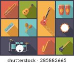Musical Instruments For Pop ...