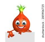 3d rendered illustration of... | Shutterstock . vector #285906725