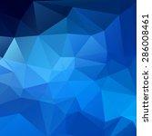 blue and light blue sky or deep ... | Shutterstock .eps vector #286008461