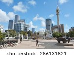 tel aviv  isr   apr 01 2015... | Shutterstock . vector #286131821