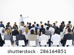 Business People Seminar...