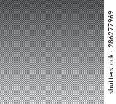 dot silver or black and white... | Shutterstock .eps vector #286277969