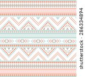 tribal patterns | Shutterstock .eps vector #286334894
