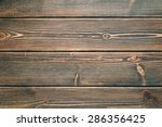 old wooden background. wooden... | Shutterstock . vector #286356425