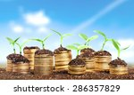 wealth  concept  thai.   Shutterstock . vector #286357829