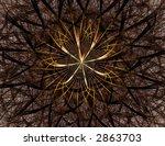 wild design for background ... | Shutterstock . vector #2863703