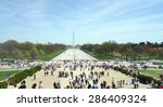 washington dc  u.s.a.   april... | Shutterstock . vector #286409324