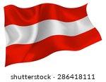 Austria Flag Flag
