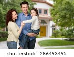 father  day  family. | Shutterstock . vector #286493495