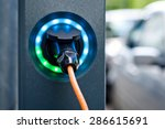 Socket For Electrical Car...