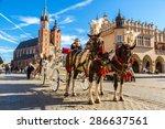 Krakow  Poland   June 16  Hors...