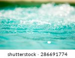bokeh light background in the... | Shutterstock . vector #286691774