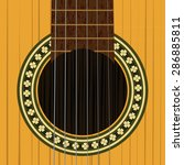 Classical Acoustic Guitar. The...