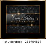 2016 new year and happy...   Shutterstock .eps vector #286904819