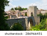 Besalu  Spain   May 31  2015 ...