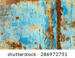 Multicolored Background  Rusty...