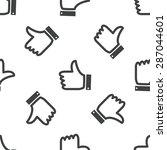 like pattern | Shutterstock .eps vector #287044601