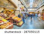 san francisco   april 24 ... | Shutterstock . vector #287050115