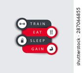 train  eat  sleep  step labels...
