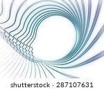 geometry of soul series.... | Shutterstock . vector #287107631
