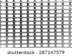 texture metal railings | Shutterstock . vector #287147579