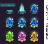 crystal level pointers ...