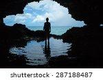 Exploring The Coastal Caves Of...