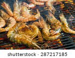 Delicious Prawn Seafood By Fir...