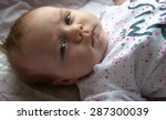 angry baby  | Shutterstock . vector #287300039