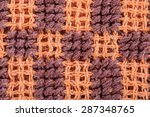 surface of colorful cross... | Shutterstock . vector #287348765