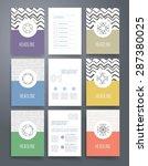 template. vector brochure...