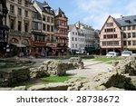 Joan's D'arc Square In Rouen ...
