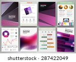 abstract vector backgrounds and ... | Shutterstock .eps vector #287422049