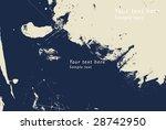 ink splash background   Shutterstock .eps vector #28742950