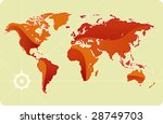 vector illustration of shiny... | Shutterstock .eps vector #28749703