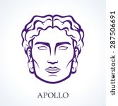 apollo | Shutterstock .eps vector #287506691