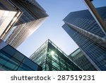 office building in london ... | Shutterstock . vector #287519231