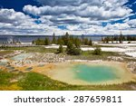 Usa   Yellowstone Thermal Pool