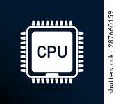circuit board  icon technology...