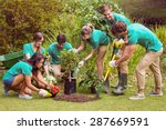 Happy Friends Gardening For Th...