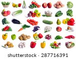 Collection Of Lot Vegetables...