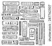Books Collection Monochrome...